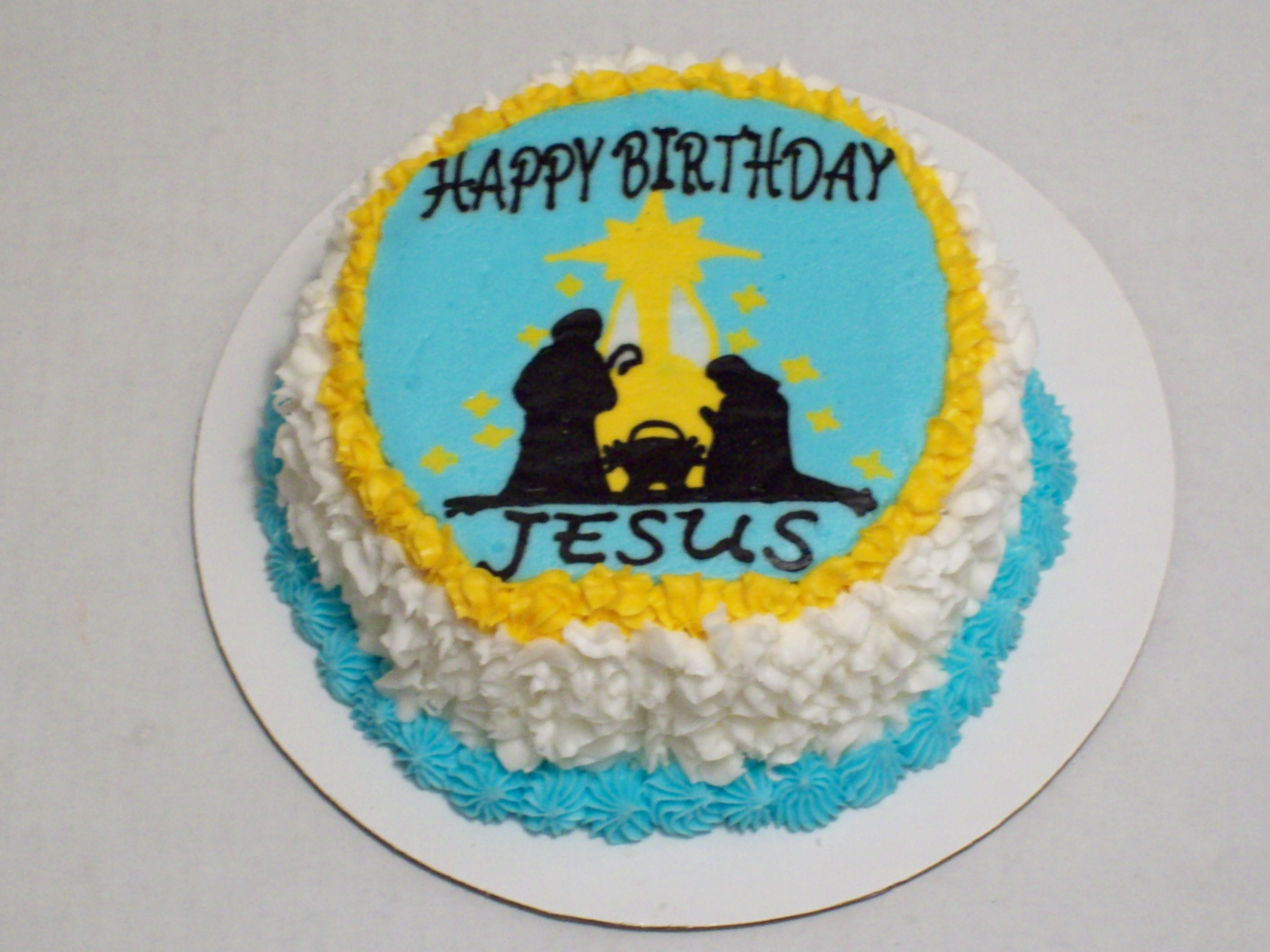 Magnificent Library Of Happy Birthday Jesus Cake Library Library Files Funny Birthday Cards Online Overcheapnameinfo