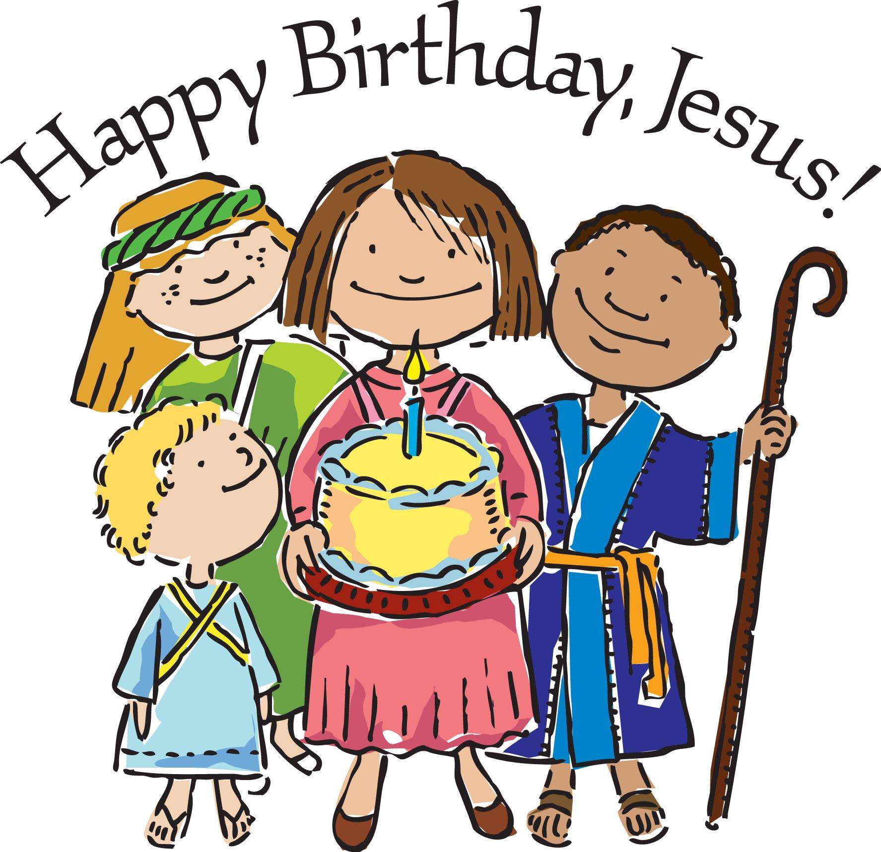 Happy birthday jesus cake clipart vector freeuse Happy Birthday Jesus Clipart - clipartsgram.com vector freeuse