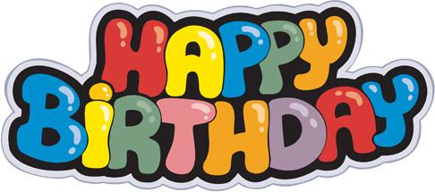 Happy birthday logos clipart jpg Happy birthday clip art free free vector download (220,786 Free ... jpg