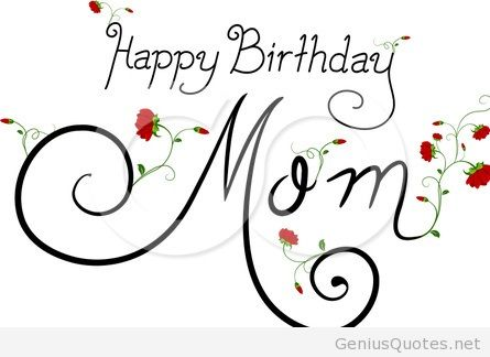 Happy birthday mama clipart graphic royalty free download Happy Birthday mom quotes graphic royalty free download