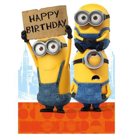 Happy birthday minion clipart clip library download 1000+ Minion Birthday Quotes on Pinterest   Happy birthday minions ... clip library download