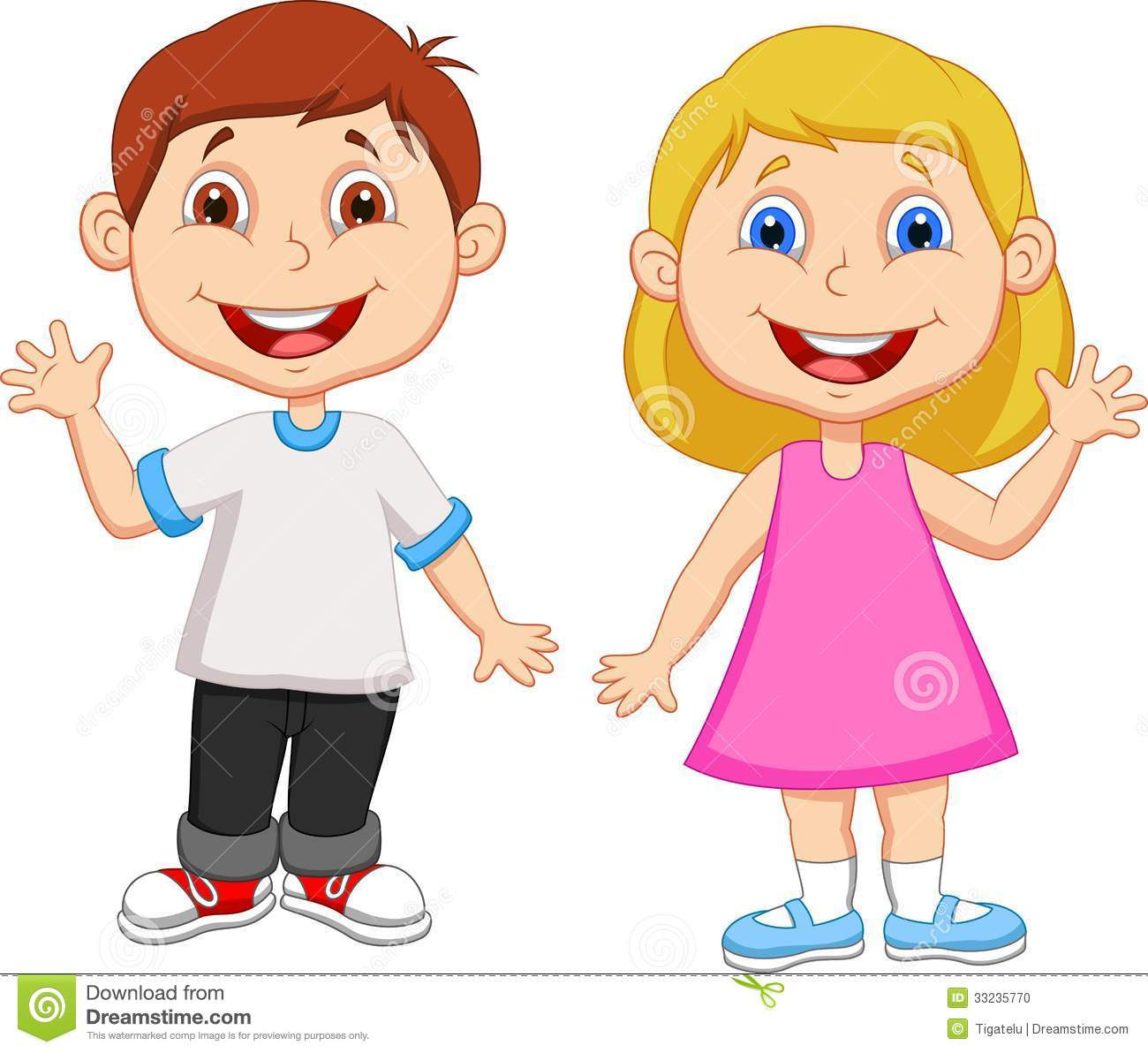 Happy boy and girl clipart banner royalty free stock 93+ Boy And Girl Clip Art | ClipartLook banner royalty free stock