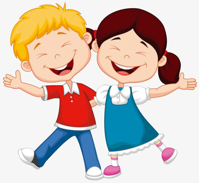 Happy boy and girl clipart clip library Happy boy and girl clipart 8 » Clipart Portal clip library