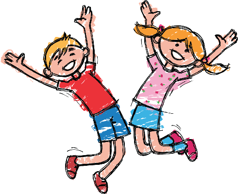 Happy boy and girl clipart clipart free download Happy Boy and Girl | Clipart | PBS LearningMedia clipart free download