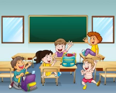 Happy classroom clipart clip transparent library Happy classroom clipart 1 » Clipart Station clip transparent library