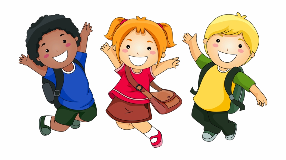 Happy clipart png svg library stock Kids Playing Clipart Png - Happy Children Cartoon, Transparent Png ... svg library stock