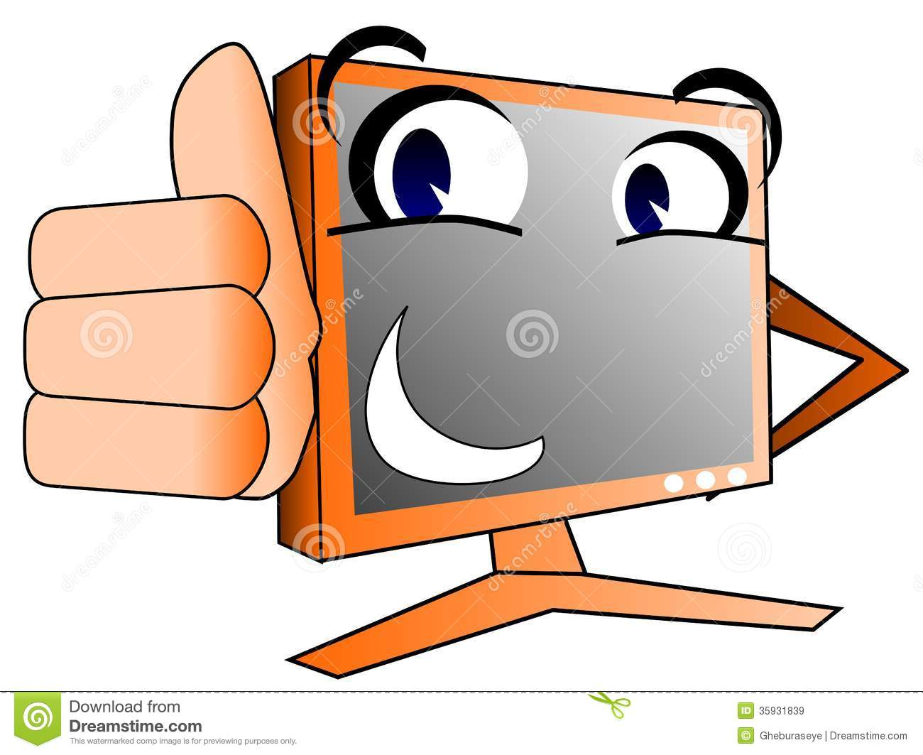 Happy computer user clipart picture freeuse download Happy Computer User | Clipart Panda - Free Clipart Images picture freeuse download