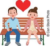 Happy couple clipart picture black and white 99+ Couple Clipart   ClipartLook picture black and white