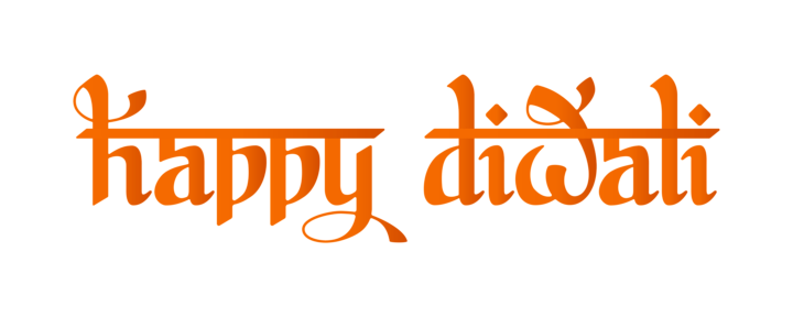 Happy diwali clipart text jpg free library Happy Diwali PNG Text Design free download jpg free library