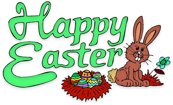 Happy easter clipart animated png transparent library Animated Easter Clip Art Free - Easter Gifs png transparent library