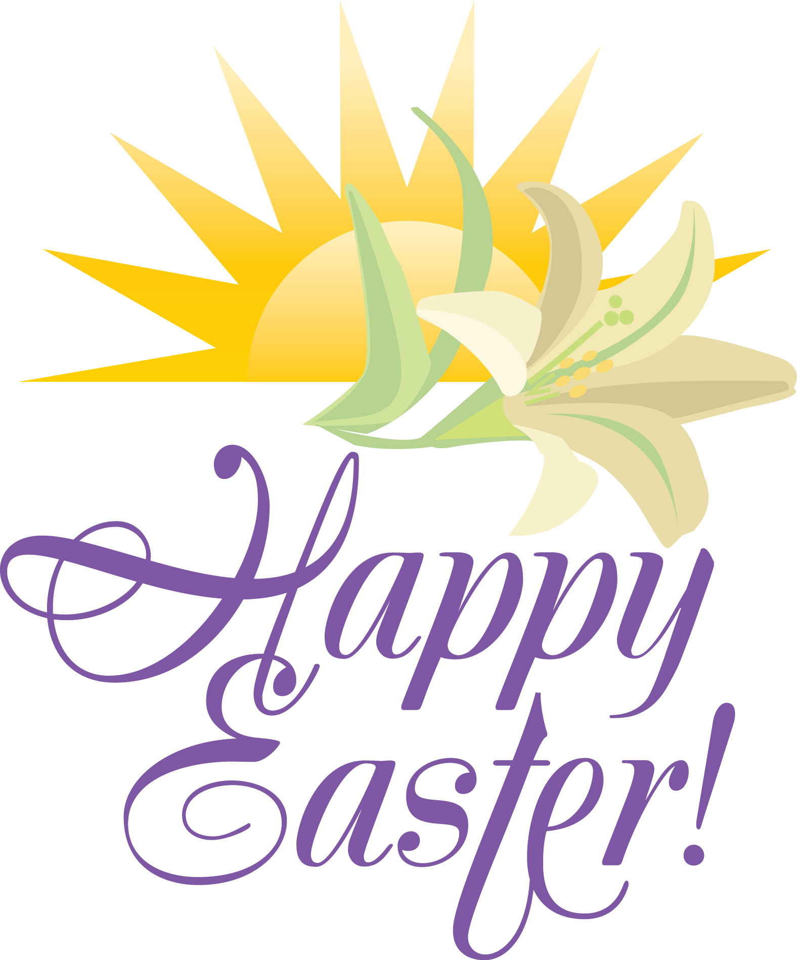 Happy easter clipart free download image download Easter Sunday Clipart & Look At Clip Art Images - ClipartLook image download
