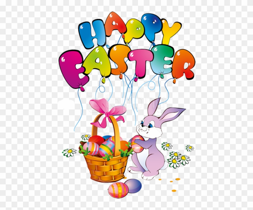 Happy easter pictures clipart vector transparent download Free Png Download Happy Easter Bunny Transparent Png - Easter Bunny ... vector transparent download