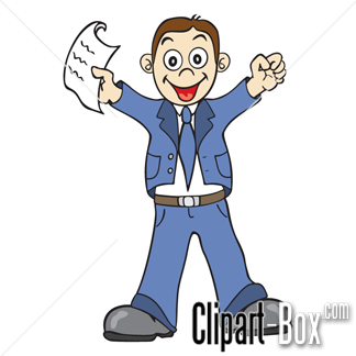 Happy employee clipart vector freeuse download CLIPART HAPPY EMPLOYEE | Clipart Panda - Free Clipart Images vector freeuse download