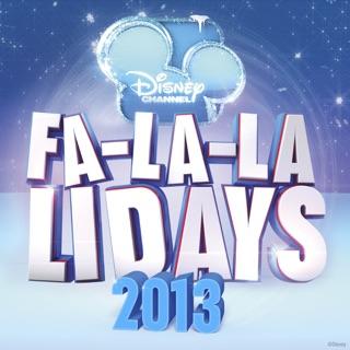 Happy fa la la la la lalidays clipart clip free download Disney Channel Fa-la-la-lidays, Vol. 5 on iTunes clip free download