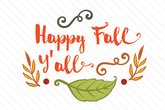 Happy fall yall clipart svg library stock Happy Fall Y\'all svg library stock