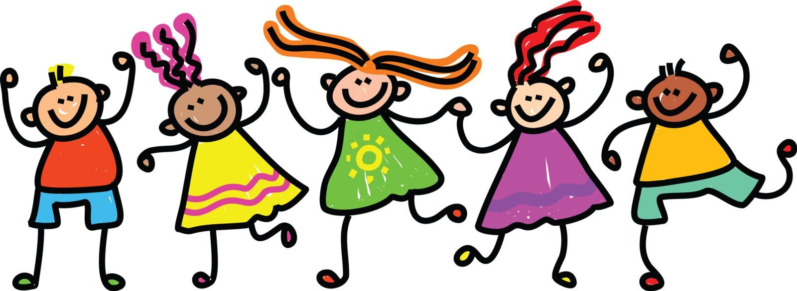 Happy friends clipart picture freeuse download Happy friends clipart 7 » Clipart Portal picture freeuse download