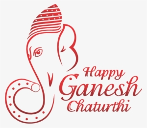 Happy ganesh chaturthi clipart svg black and white Ganesh Chaturthi Png PNG Images   PNG Cliparts Free Download on SeekPNG svg black and white