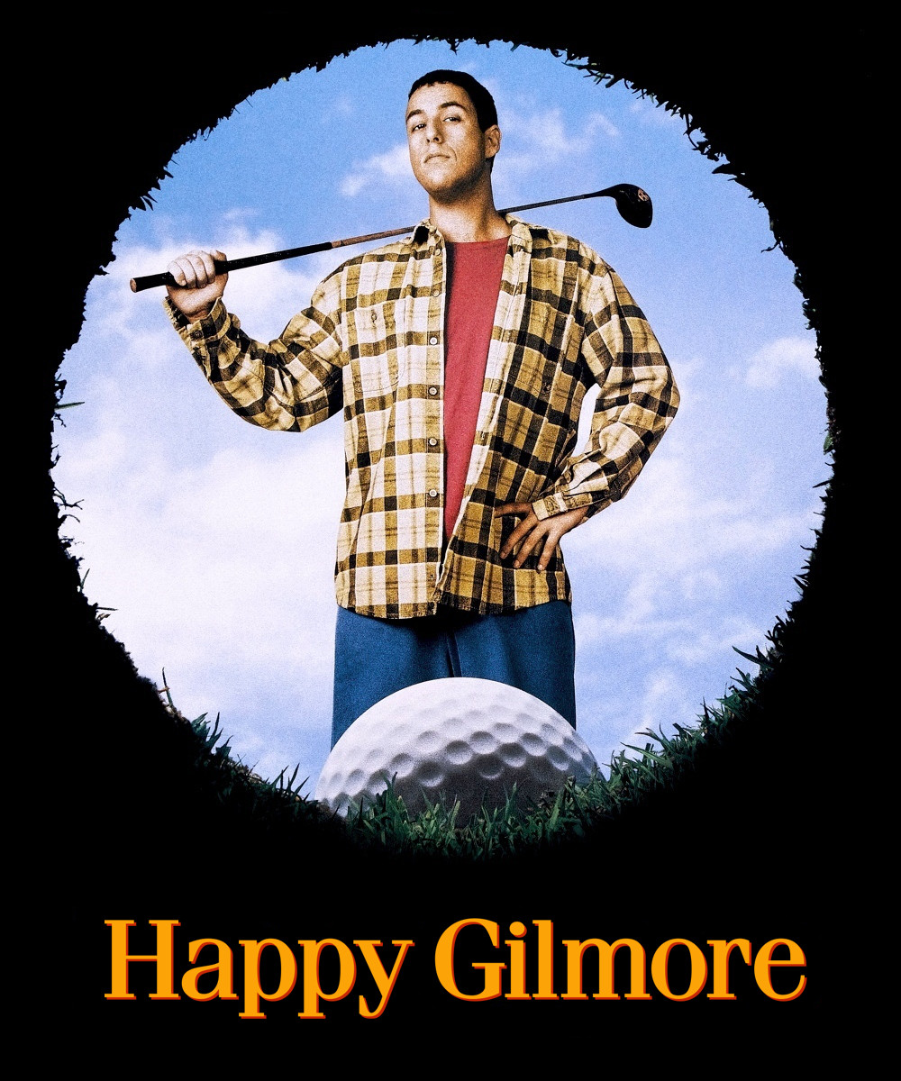 Happy gilmore clipart