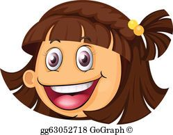 Happy girl face clipart banner free Happy girl face clipart 1 » Clipart Portal banner free