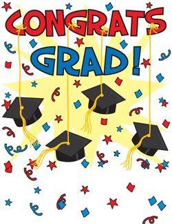 Happy graduation clipart image free library Congrats Grad eGifter greeting card! | eGifter eGreeting Cards ... image free library