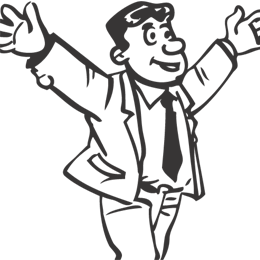 Happy guy clipart png freeuse library Happy Guy | Clipart Panda - Free Clipart Images png freeuse library