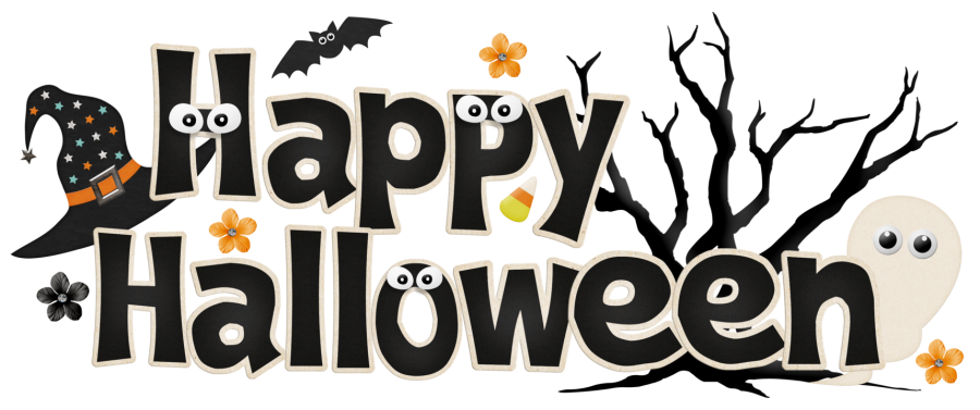 Happy halloween clipart black and white download Index of /wp-content/uploads/2017/10 black and white download