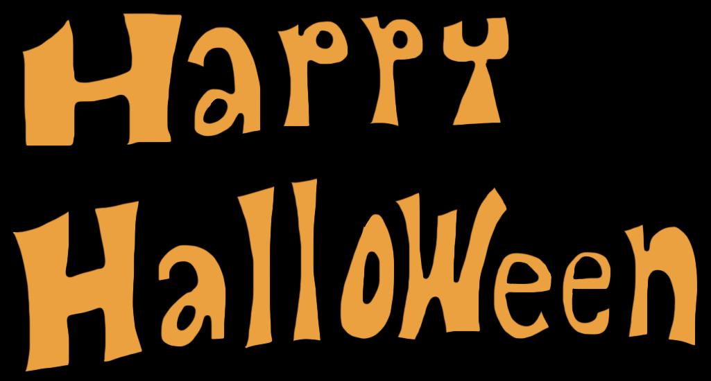 Happy halloween clipart font vector transparent download Happy Halloween Images, Halloween pictures | GlendaleHalloween vector transparent download