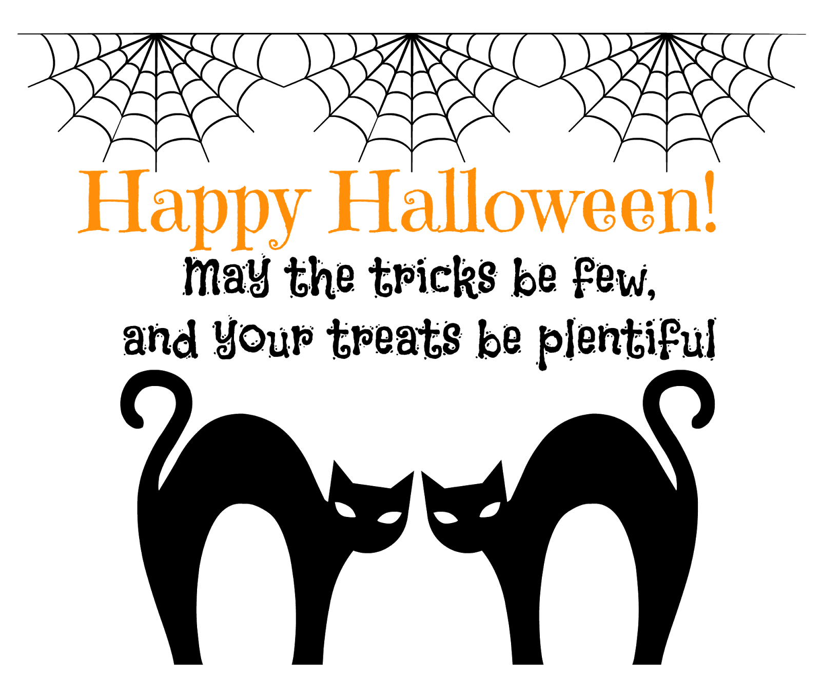 Happy halloween week clipart jpg stock One Mile Home & Style jpg stock