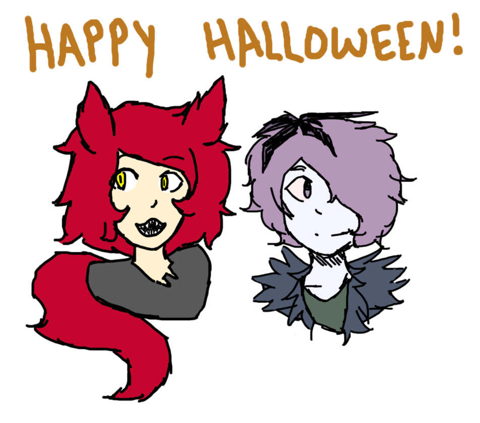 Happy halloween week clipart png transparent download Happy Halloween! by Vincebae on DeviantArt png transparent download