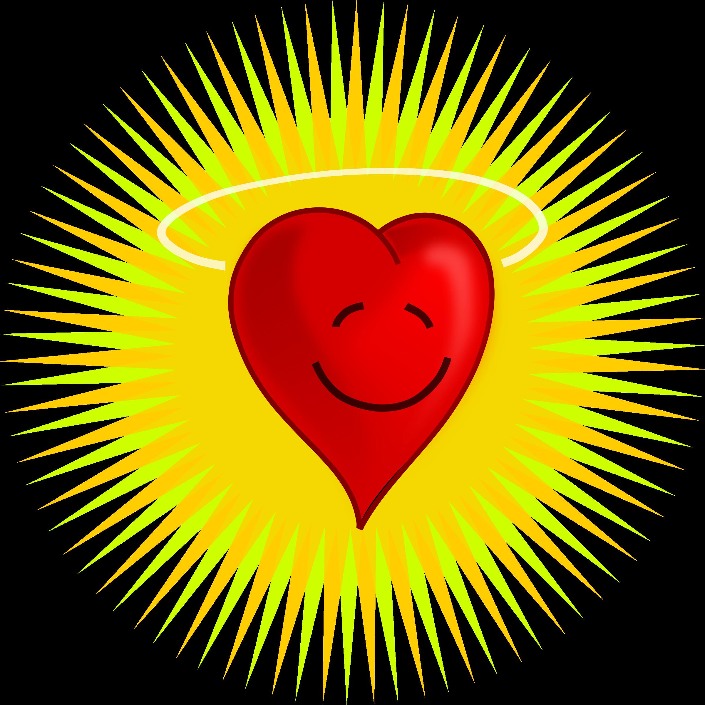 Heart clipart jpg jpg transparent download Clipart - Happy Heart jpg transparent download