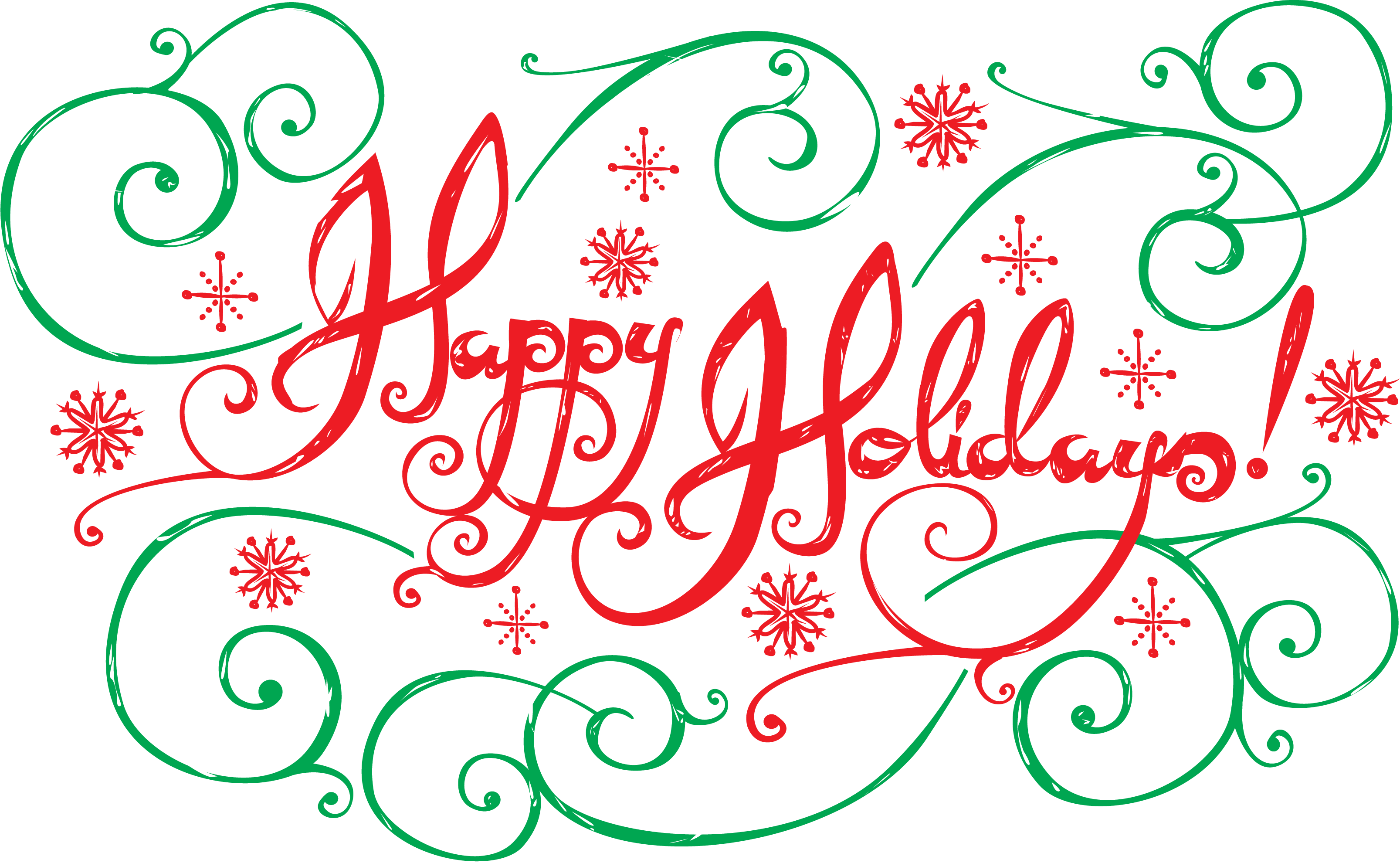 Happy holiday and happy new year clipart clip art library download Holidays clipart happy new year, Holidays happy new year Transparent ... clip art library download