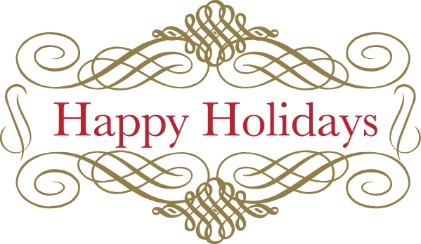 Happy holidays pictures free clipart graphic stock Free Happy Holidays Cliparts, Download Free Clip Art, Free Clip Art ... graphic stock