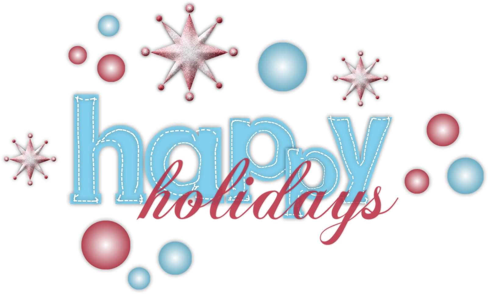Happy holidays pictures clipart png library library 50 Most Amazing Happy Holidays Wish Pictures And Photos png library library