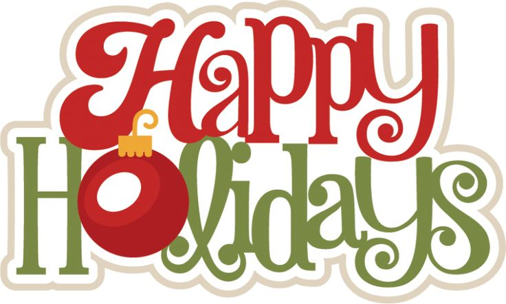 Happy holidays pictures free clipart svg library Happy holidays clipart free clip art images image 3 - ClipartBarn svg library