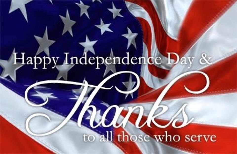 Happy independence day free clipart banner freeuse library Free* (Fourth) 4th of July Clipart Animated, Black and White ... banner freeuse library