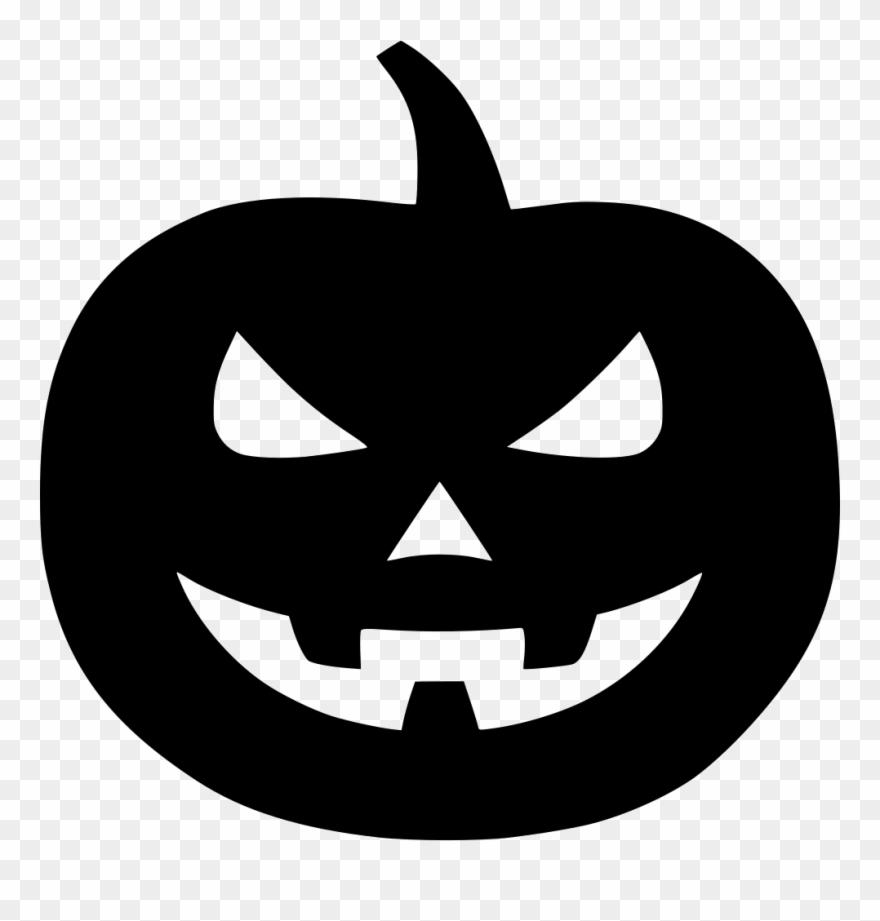 Happy jack o lantern clipart black and white clipart freeuse download Jack O Lantern Svg Png Icon Free Download Clipart (#2330731 ... clipart freeuse download