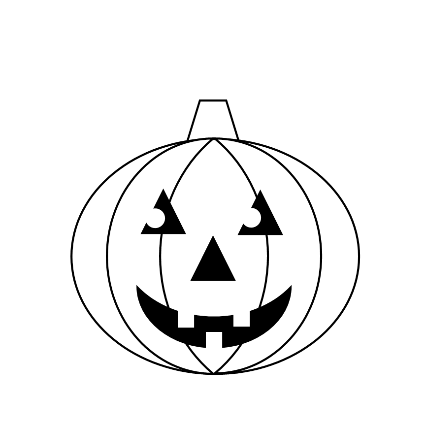 Happy jack o lantern clipart black and white vector transparent download Free Jack O Lantern Clipart, Download Free Clip Art, Free Clip Art ... vector transparent download