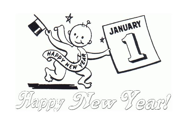 Happy january 2016 clipart picture library library Happy new year funny clipart - ClipartFox picture library library