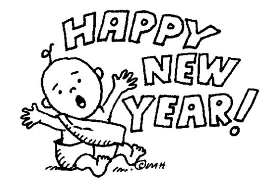 Happy january 2016 clipart graphic freeuse download Happy january 2016 clipart - ClipartFest graphic freeuse download