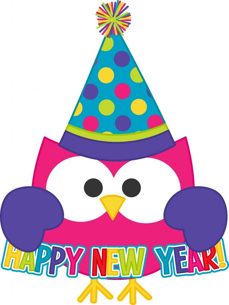 Happy january 2016 clipart free library 2016 happy new year owl clipart - ClipartFox free library