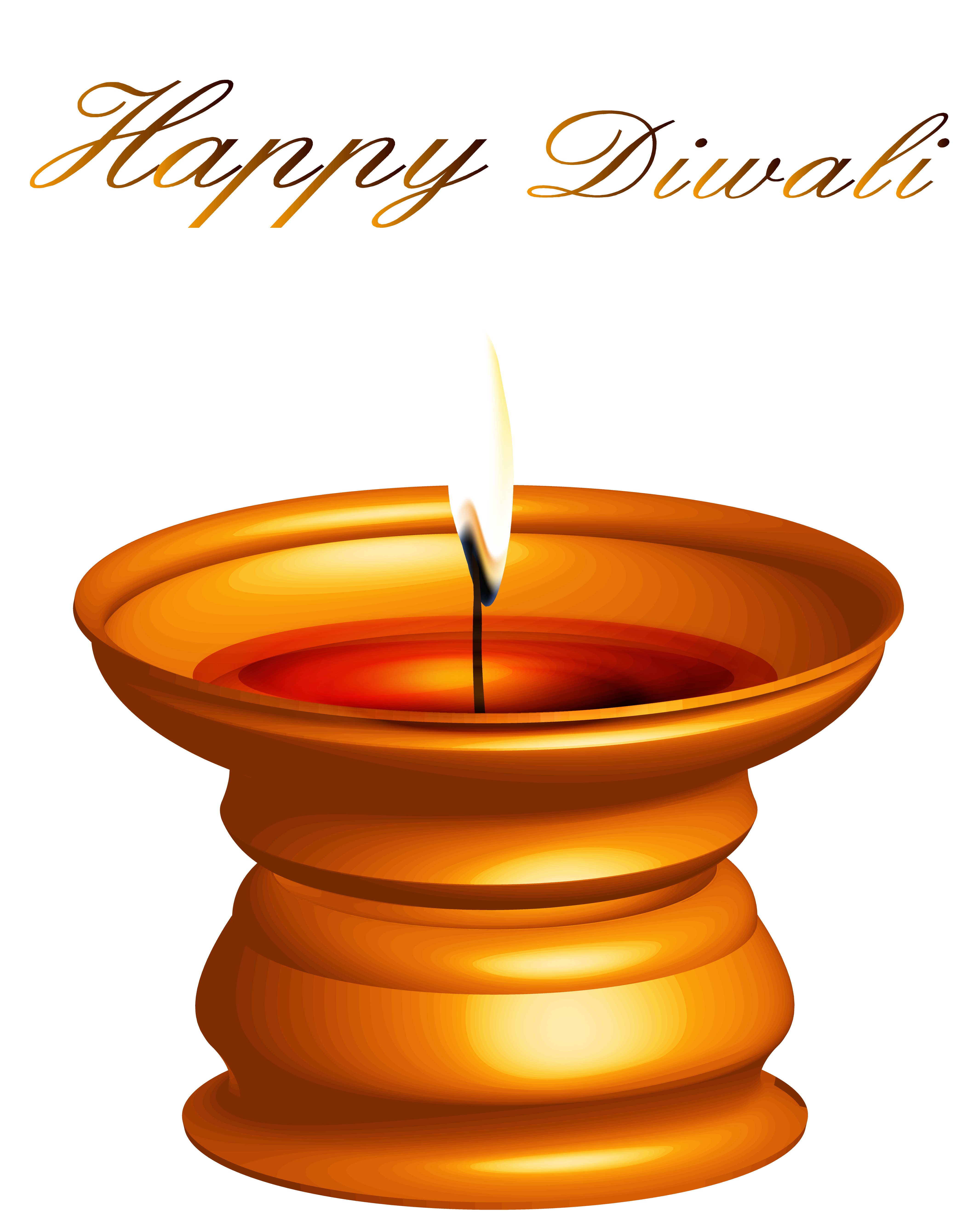 Happy last day of school clipart jpg stock Happy Diwali Candle Decor PNG Clipart Image | Gallery Yopriceville ... jpg stock