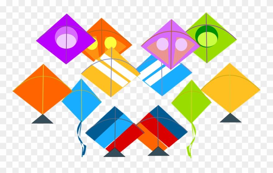 Happy makar sankranti clipart graphic stock Kite Clipart Indian - Happy Makar Sankranti Png Transparent Png ... graphic stock