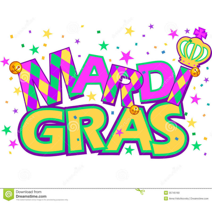Happy mardi gras clipart picture freeuse Illustration, Text, Pink, Font, Art, Line, Design, Graphics, Product ... picture freeuse