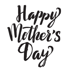 Happy mothers day black and white clipart clip art transparent download Mothers Day Png Black And White & Free Mothers Day Black And White ... clip art transparent download