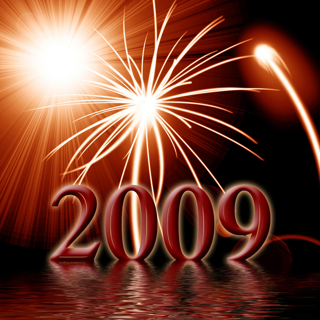 Happy new year 2009 clipart free Blog with Matthew: Happy & Holy New Year from Deb free