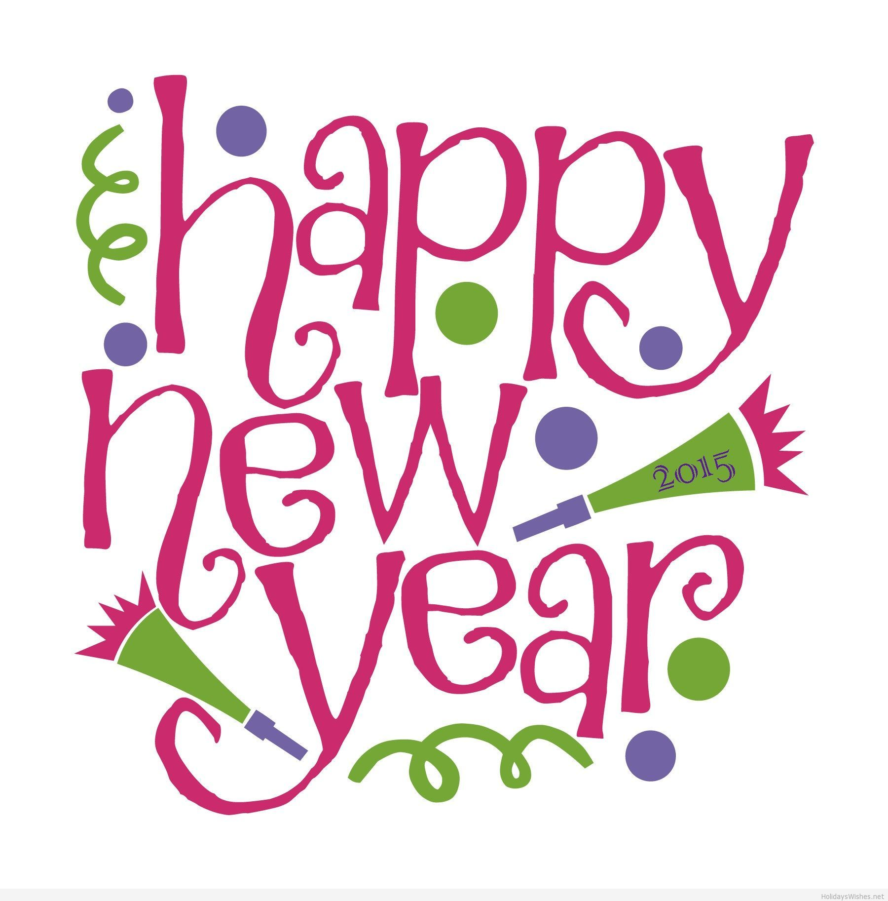 Happy new year 2015 clipart free png freeuse library Free Download Happy New Year 2015 Facebook Status Wallpapers, Pics ... png freeuse library