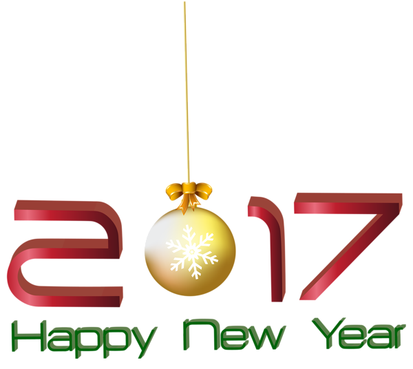 Happy new year cat clipart jpg stock 2017 Happy New Year Transparent PNG Clip Art Image | Happy New Year ... jpg stock