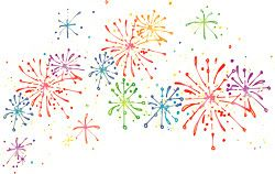 Happy new year clipart dj inkers graphic transparent library Happy New Year from DJ Inkers!!! We are celebrating with a fireworks ... graphic transparent library