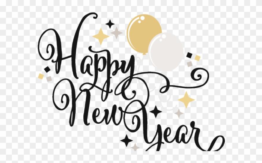 Happy new year clipart transparent background banner transparent download Sensen Clipart Memorial Day - Happy New Year Transparent Background ... banner transparent download