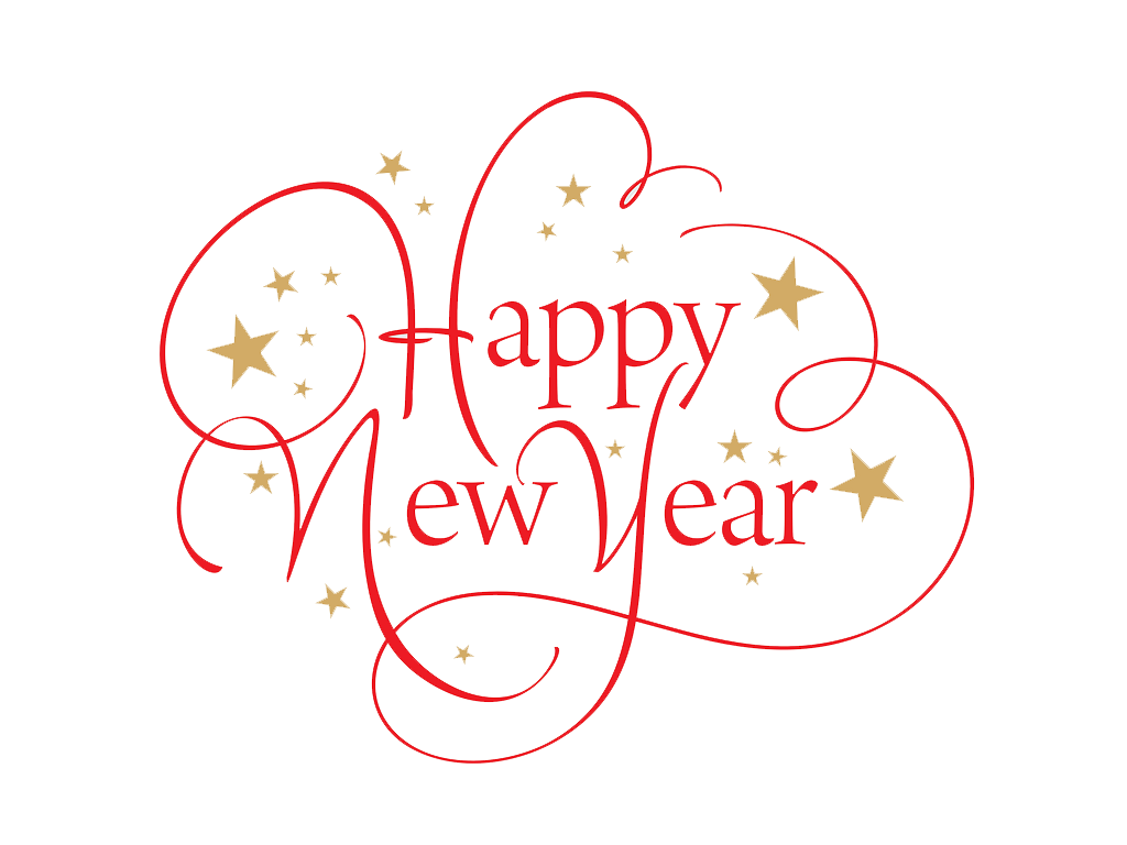 Happy new year clipart transparent background graphic library Download Happy New Year PNG File - Free Transparent PNG Images ... graphic library